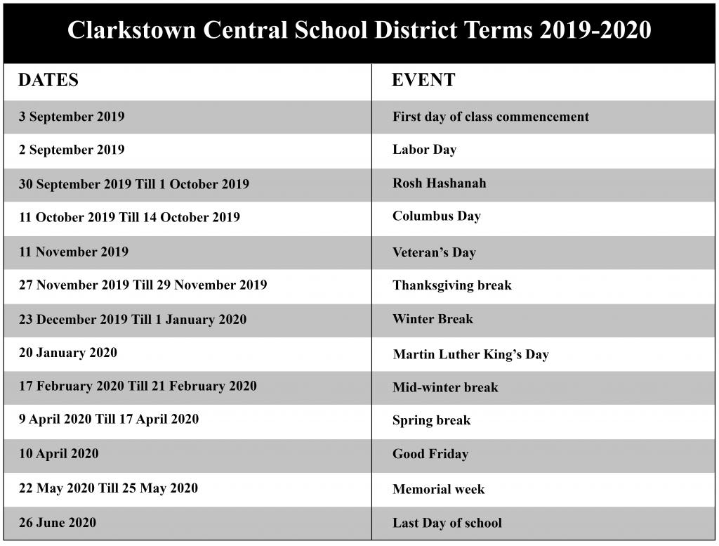 Clarkstown Central School District